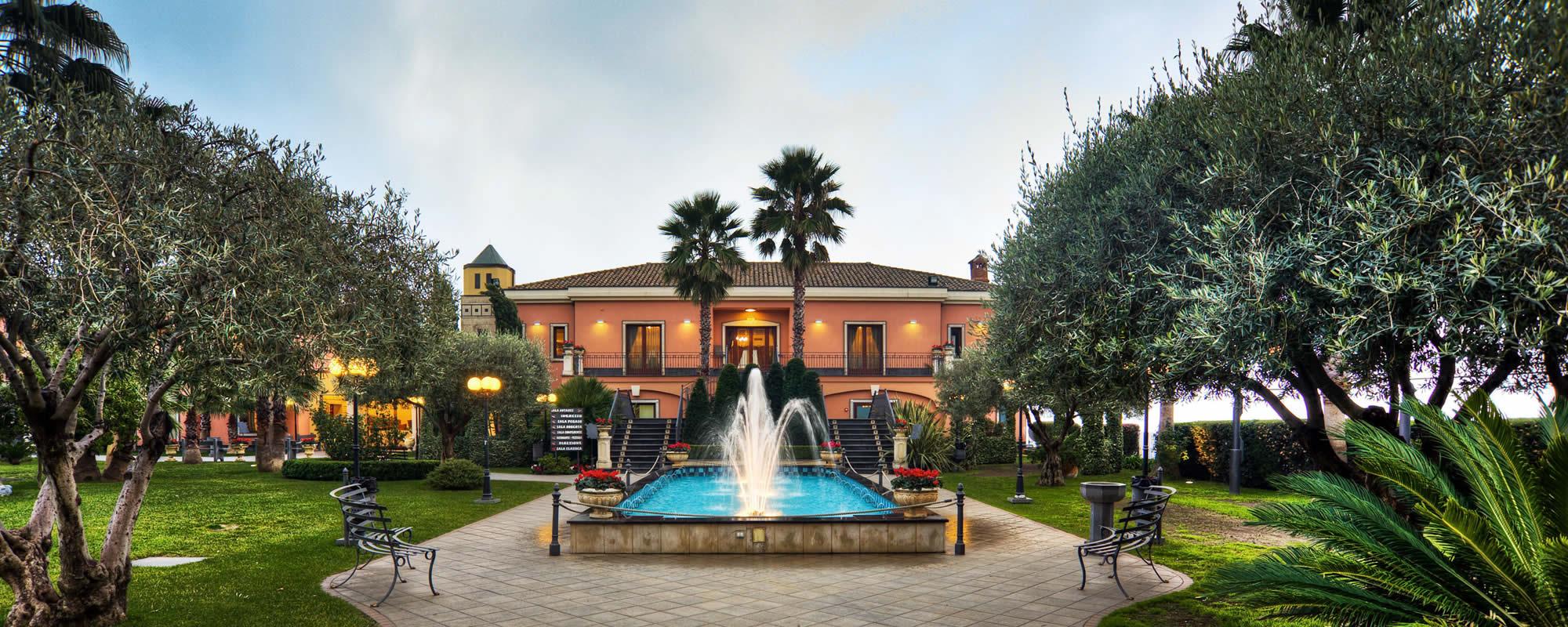 Villa Mirador – Ricevimenti Catania