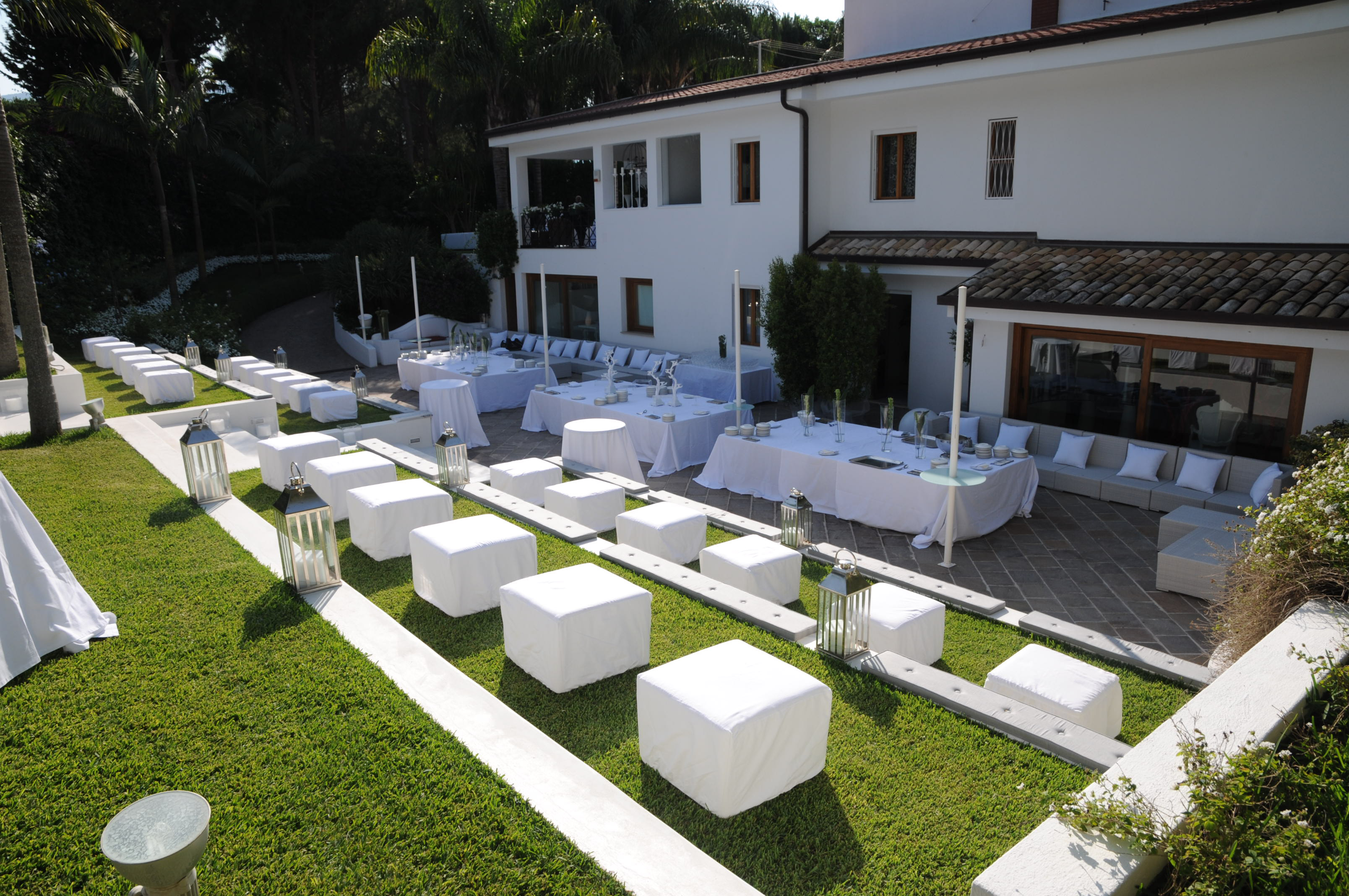 Luxury Catering – Banqueting di Lusso in Sicilia