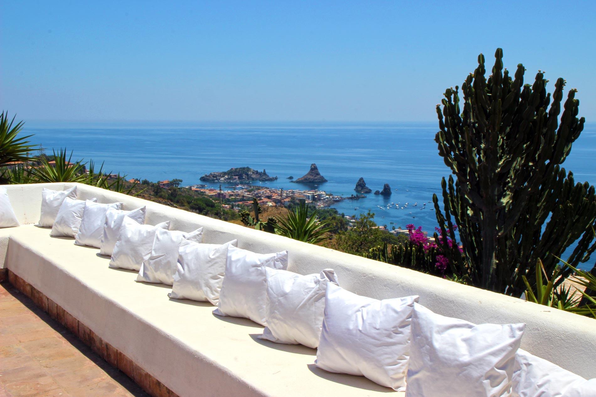 Casa delle Terre Forti – Ricevimenti in Sicilia