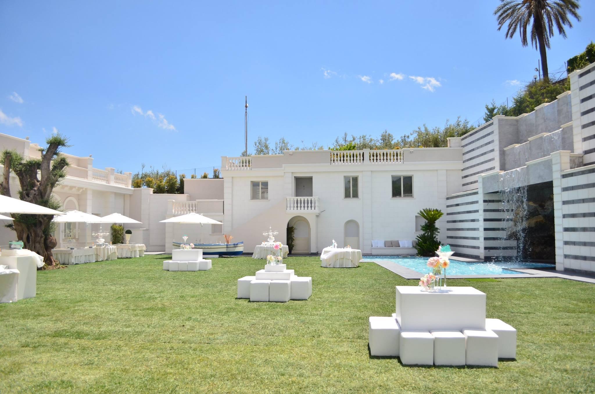 Una location d'eccezione per il vostro matrimonio a Catania – Il nuovo spazio Wedding a Villa Athena
