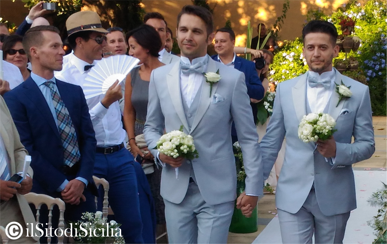 Gay & Vip: Giuseppe e Krzys, a Palermo il loro sogno d'amore.