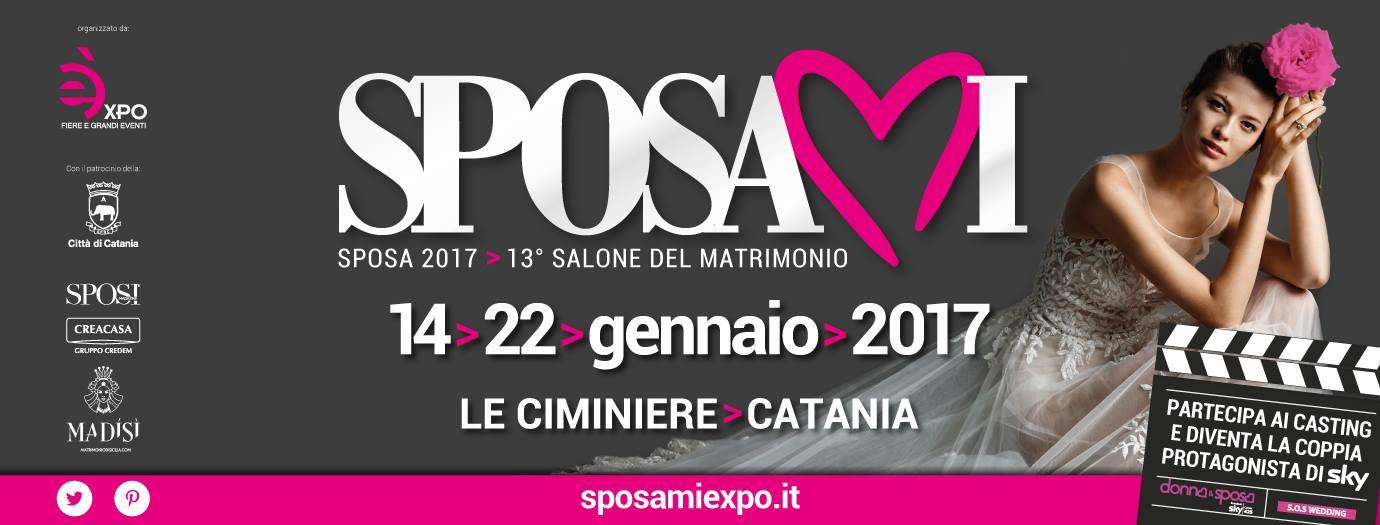 """""""SPOSAMI"""" – il Salone del Matrimonio dedicato ai servizi e ai prodotti nuziali a Catania"""