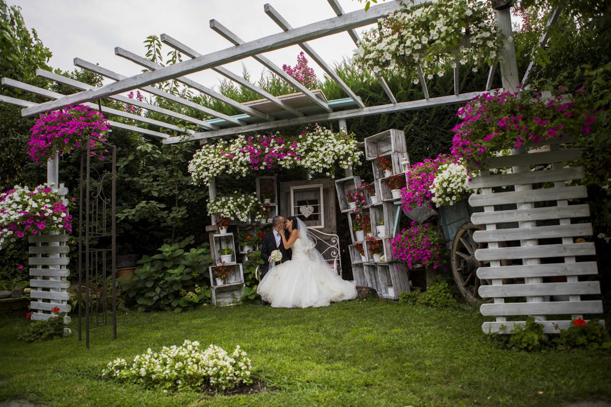 Il matrimonio in giardino novità 2021